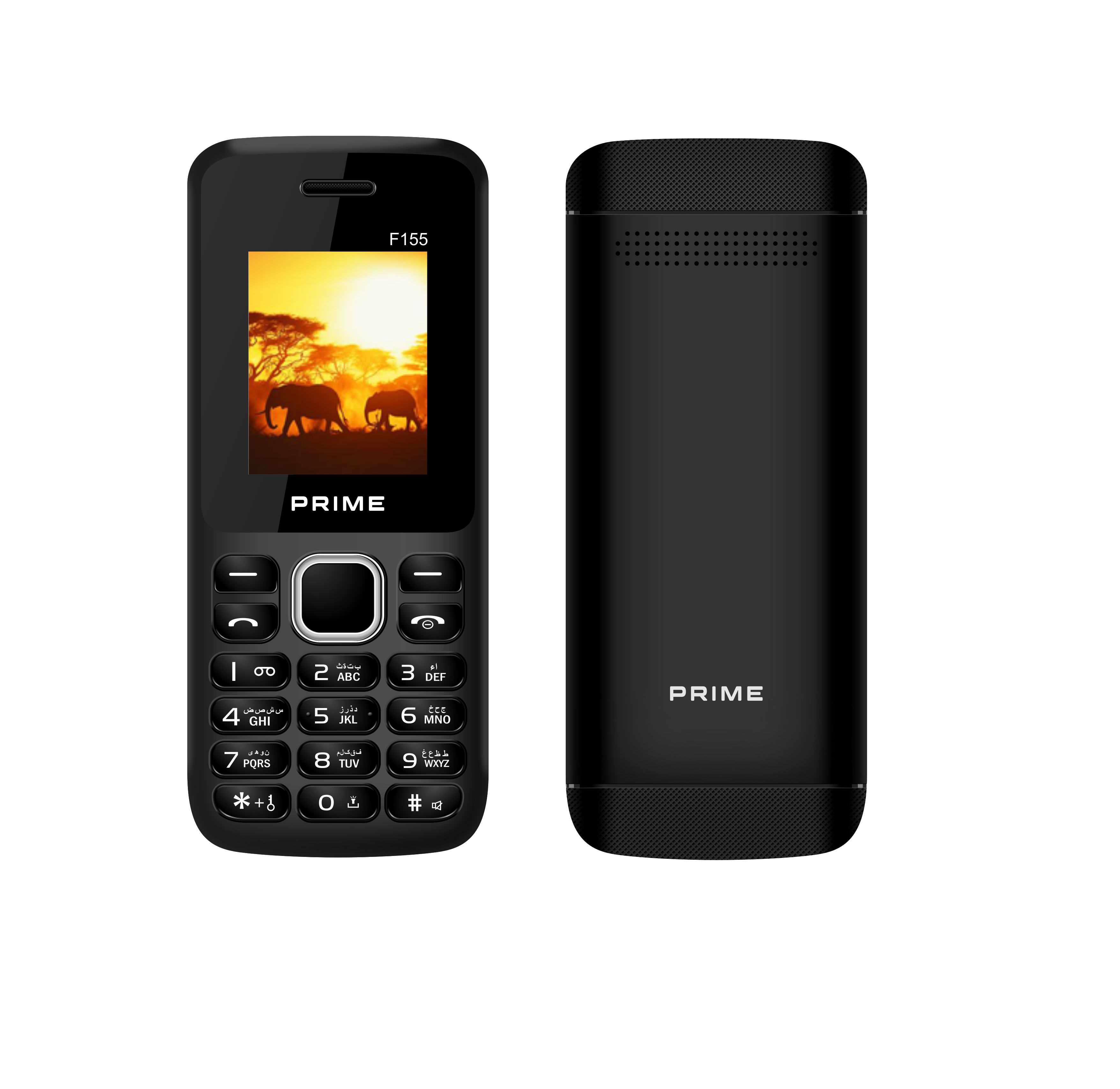 Buy Prime F155 Dual Sim Feature Phone Prime